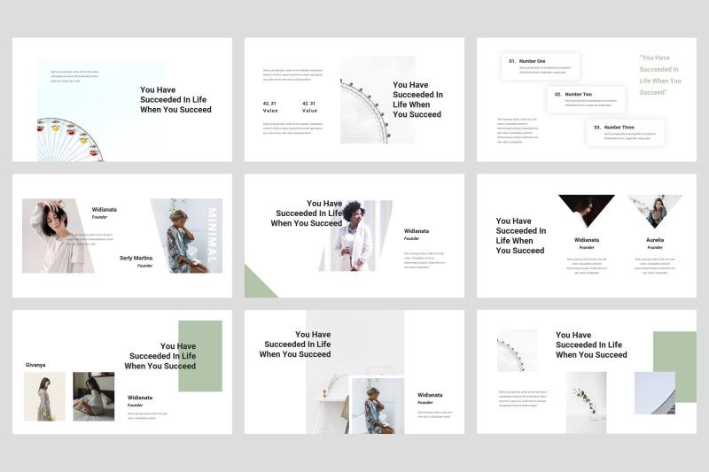 sena-minimal-keynote-template
