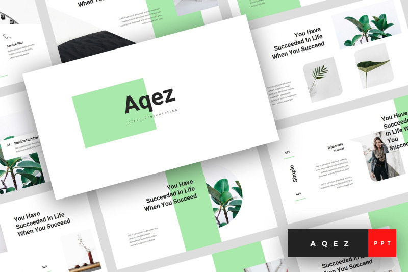 aqez-clean-powerpoint-template