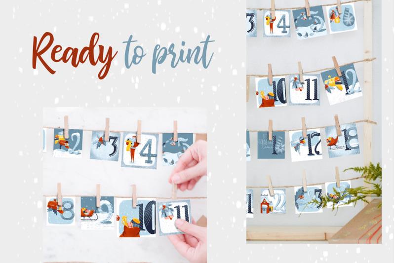 advent-calendar-printable-set