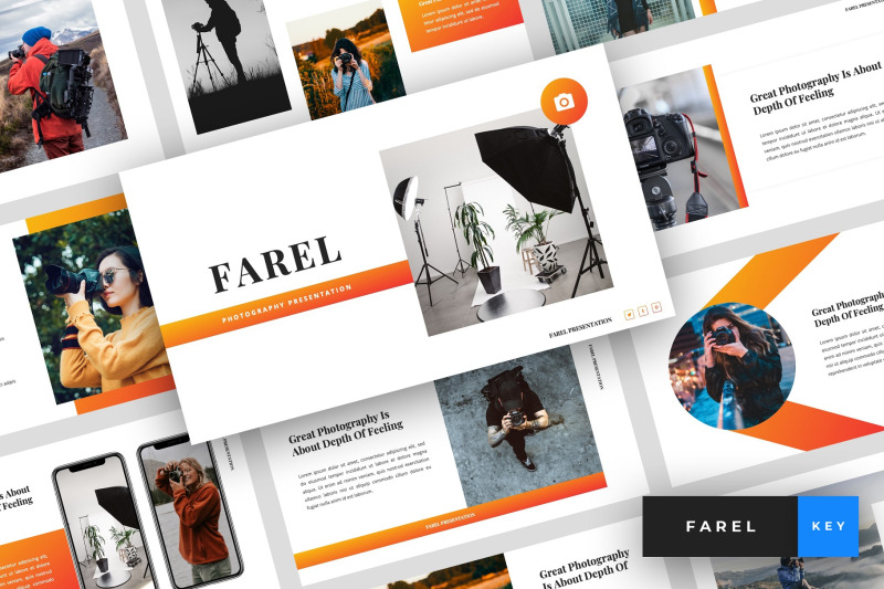 farel-photography-keynote-template