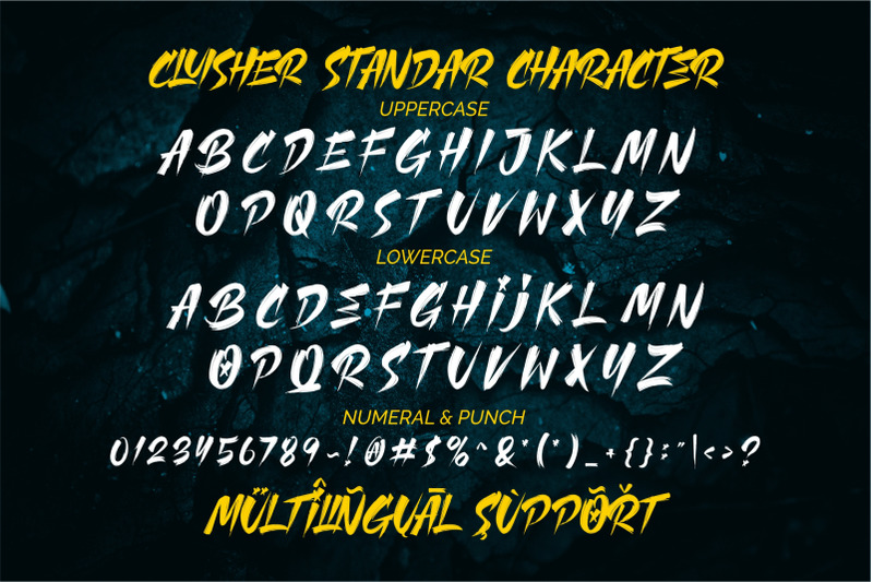 cluisher-brush
