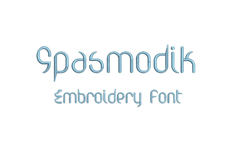 spasmodik-15-sizes-embroidery-font