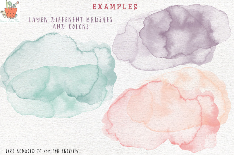 watercolor-shapes-brushes-vol-3