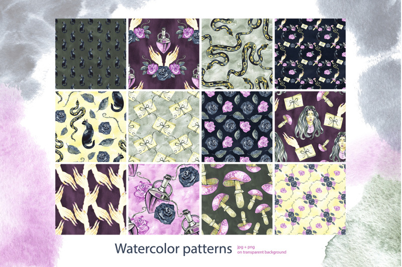 gothic-pattern-constructor