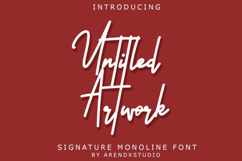 untitled-artwork-signature