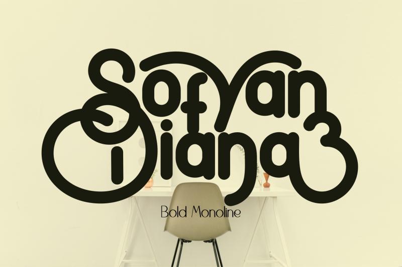 sofyan-amp-diana-bold-monoline
