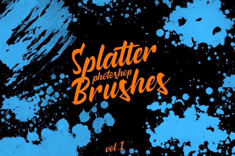 splatter-stamp-photoshop-brushes-vol-1