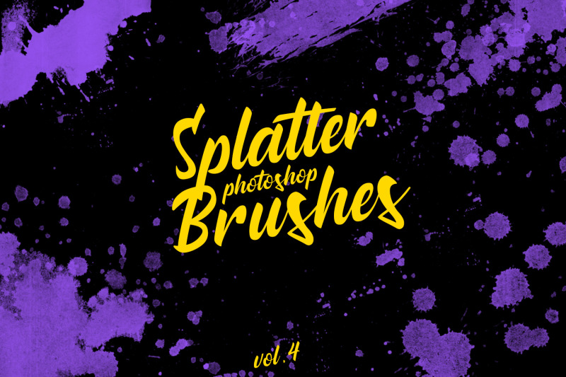 splatter-stamp-photoshop-brushes-vol-4