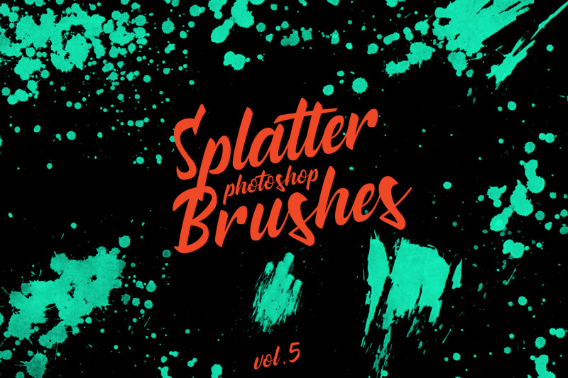 splatter-stamp-photoshop-brushes-vol-5