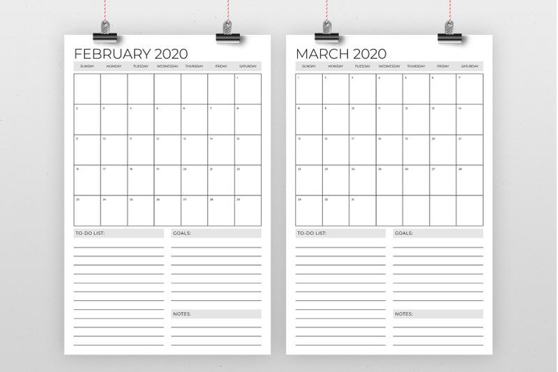 vertical-11-x-17-inch-2020-calendar-template