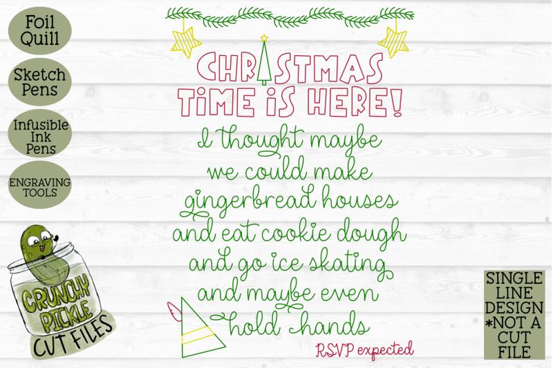 foil-quill-christmas-card-elf-invitation