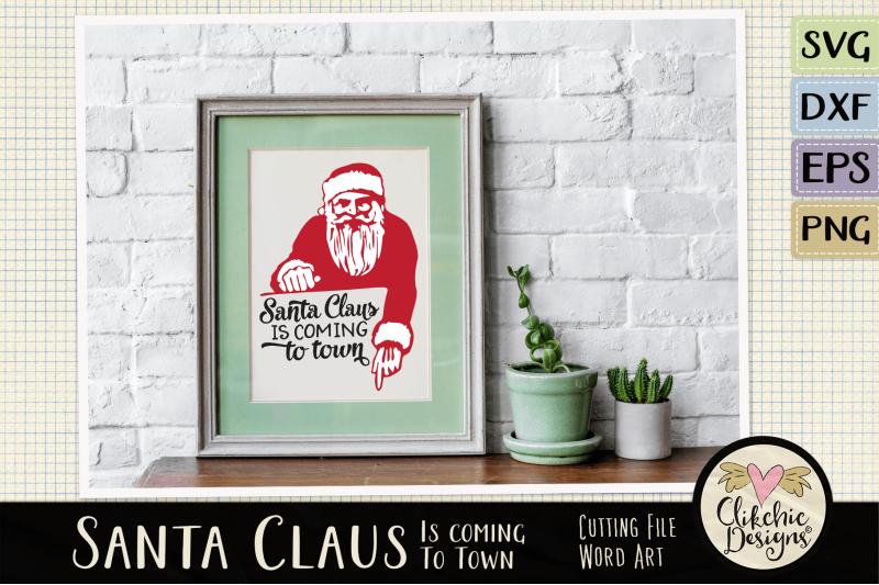 santa-claus-svg-word-art-eps-vector-clipart
