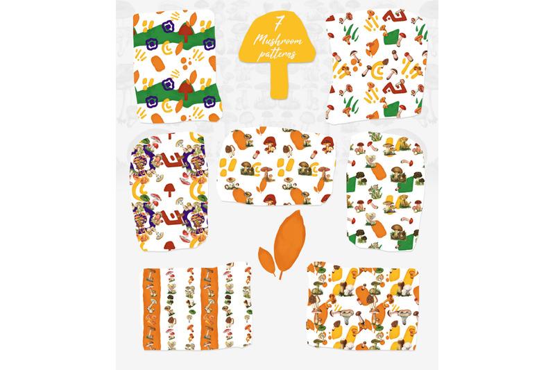 7-mushroom-patterns