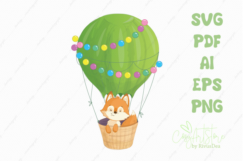baby-fox-hot-air-balloon-svg-commercial-free-download-up-up-and-go-p