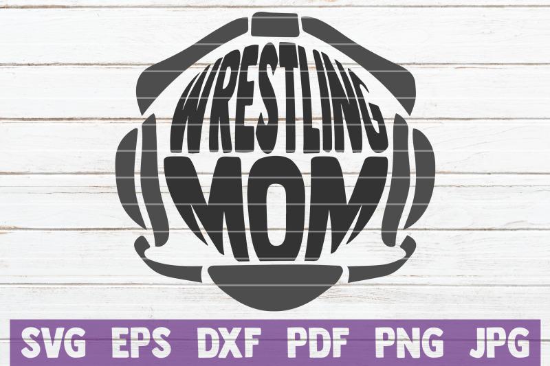 wrestling-mom-svg-cut-file