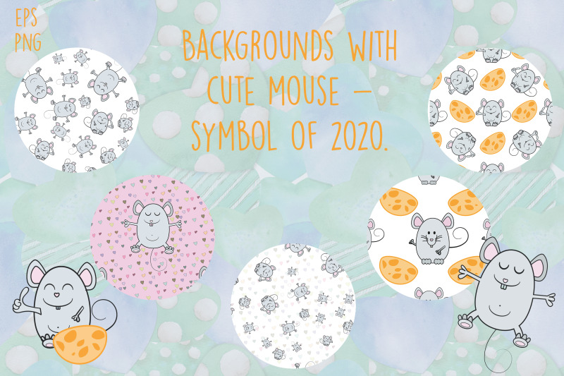 backgrounds-with-cute-mouse-symbol-of-2020