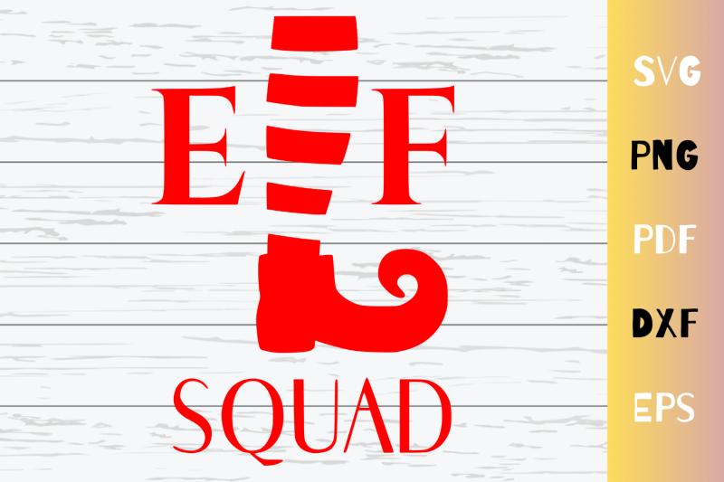 elf-squad-svg-cut-file