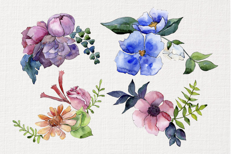 bouquet-of-flowers-intrigue-watercolor-png