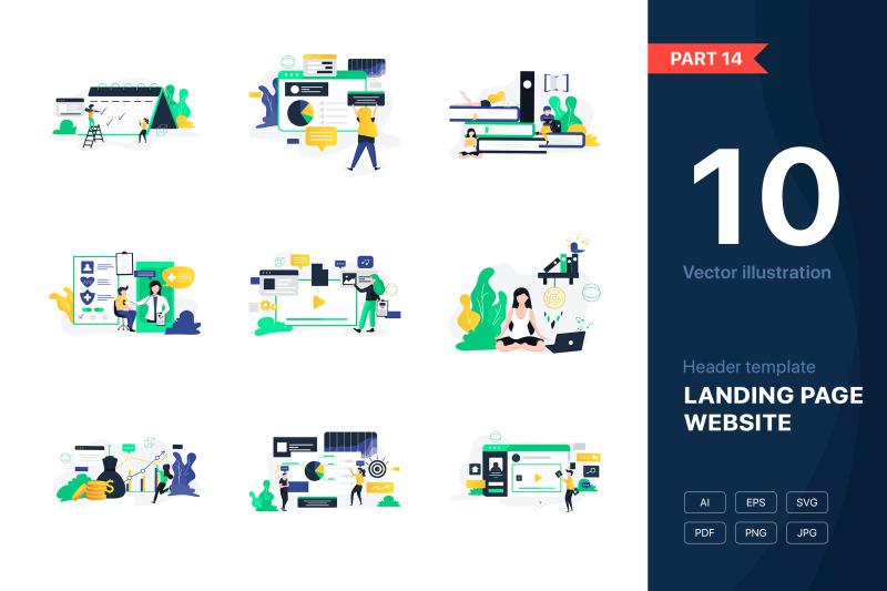 part-14-website-illustrations-set