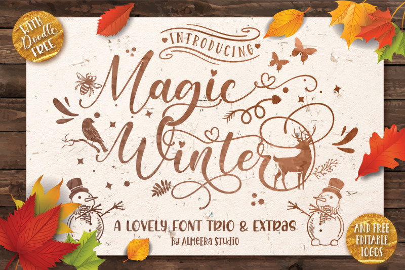 magic-winter-font-trio-amp-extras