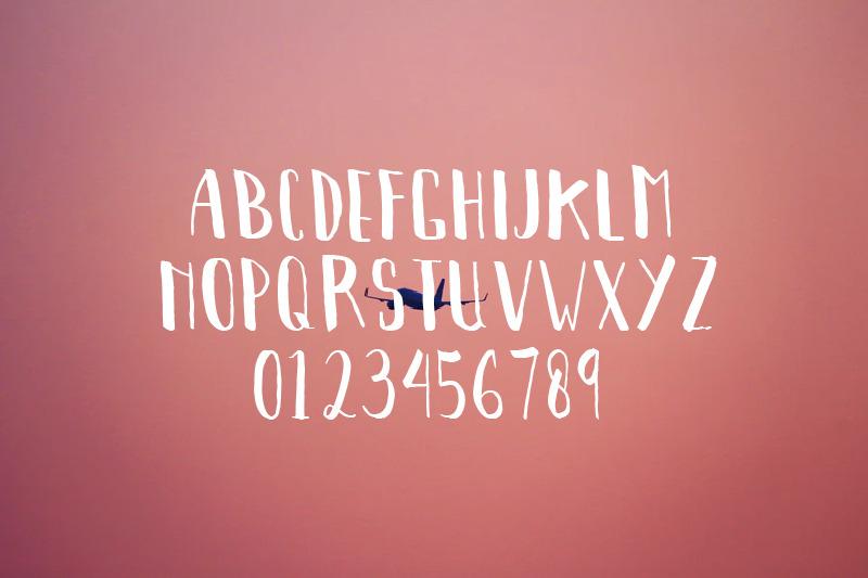 cendol-font