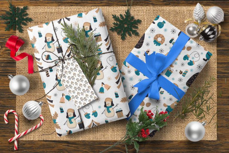 christmas-set-of-elements-and-patterns