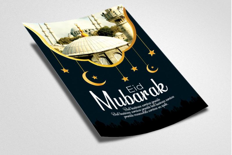 eid-mubarak-flyer-template