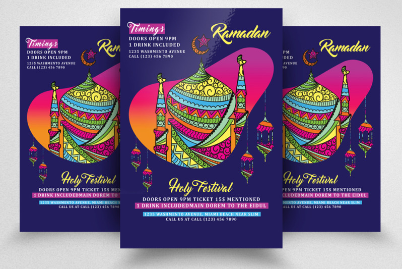ramadan-holy-month-flyer-template