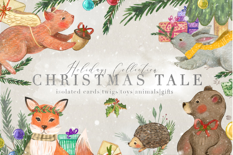 christmas-tale-graphic-collection