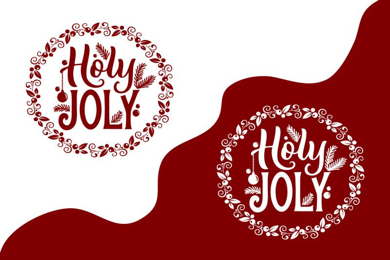 holy-joly-svg-cut-file