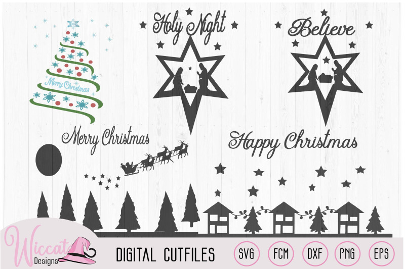christmas-bundle-santa-christmas-tree