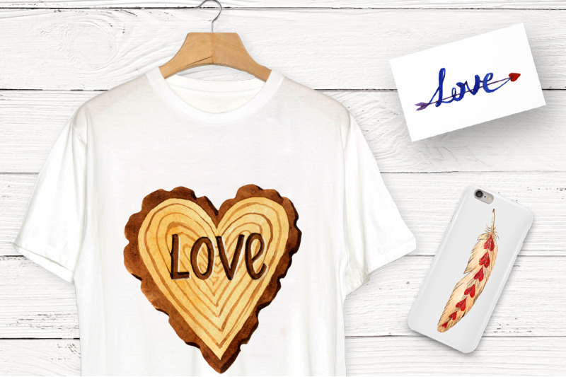 love-amour-celebration-png-set-nbsp