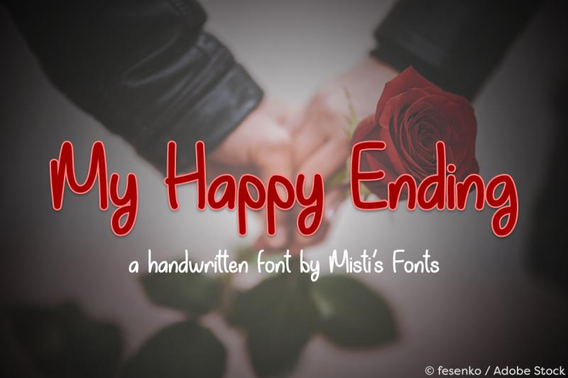 my-happy-ending