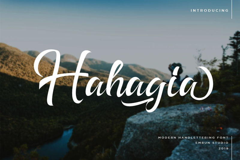 hahagia-modern-hand-letter-typeface