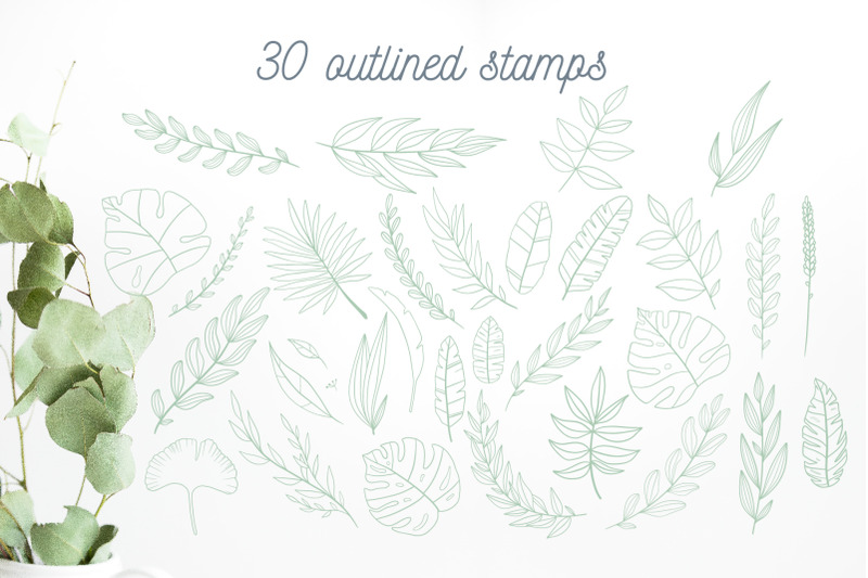 stamp-collection-procreate-brushes