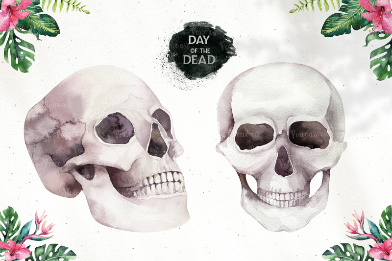 tropical-day-of-the-dead