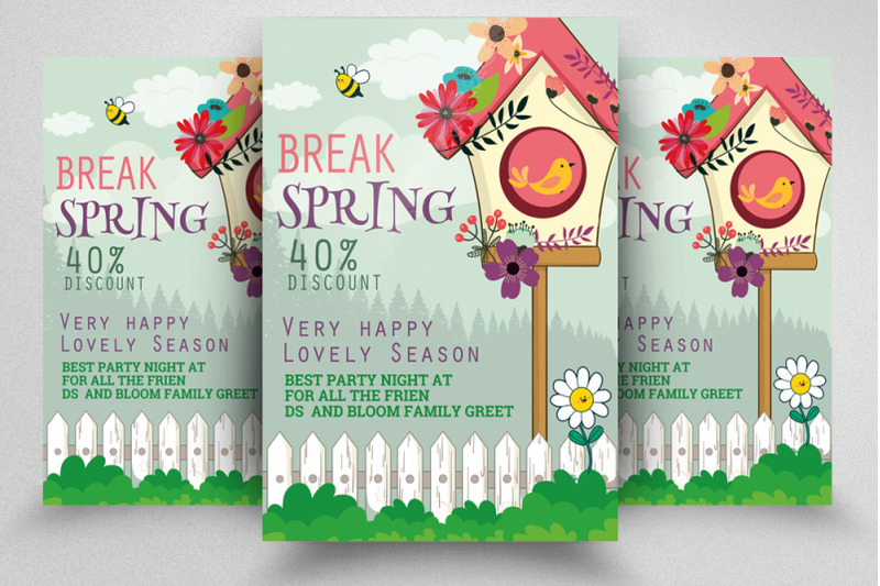spring-season-sale-discount-offer-flyer