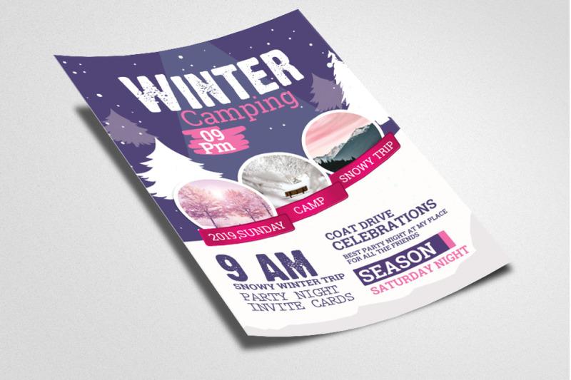 winter-season-celebration-flyer