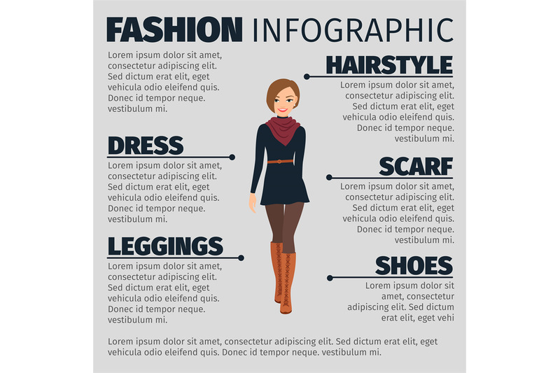 girl-in-french-style-fashion-infographic