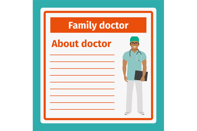 medical-notes-about-family-doctor