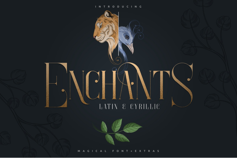 enchants-magical-font-extras