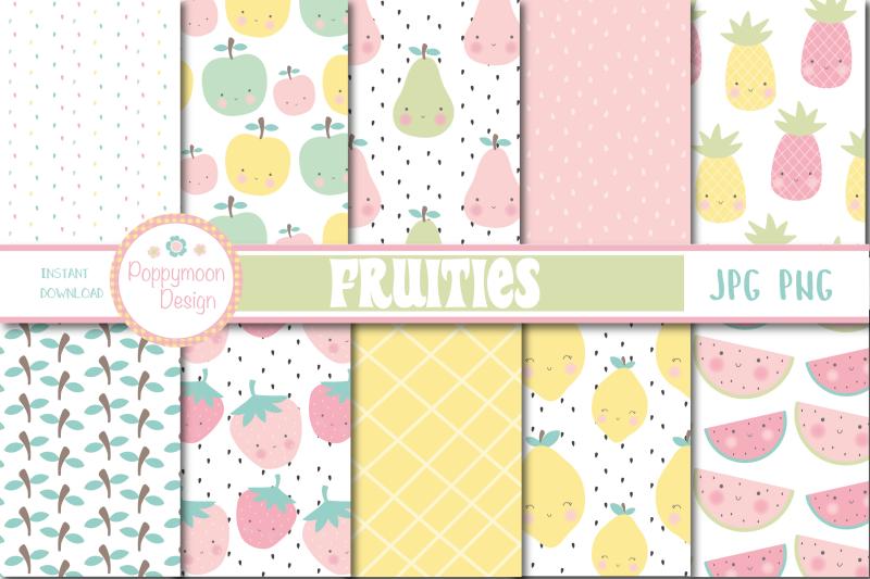 fruities-paper