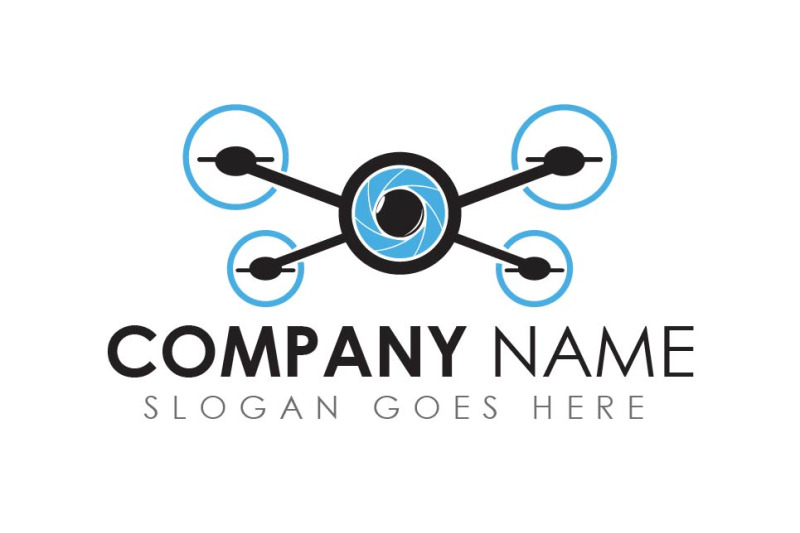 drone-photography-camera-logo
