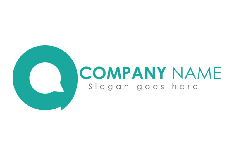 chat-a-letter-logo-design-template