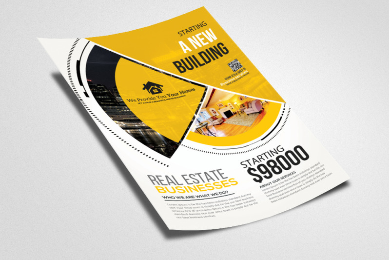 real-estate-agency-flyer-template
