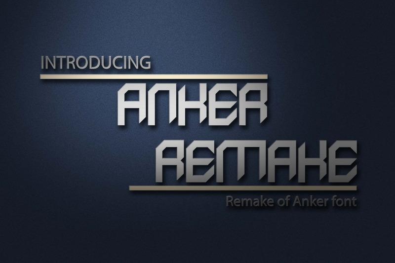 anker-remake