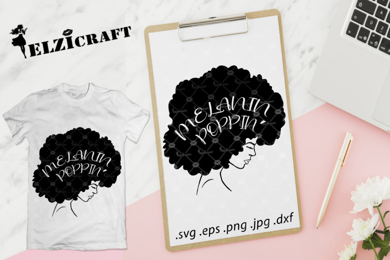 afro-woman-melanin-poppin-afro-hair-silhouette-svg-cut-file