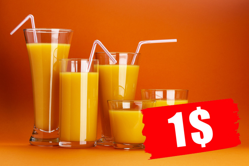glass-of-orange-juice-isolated-on-orange-background-with-copy-space