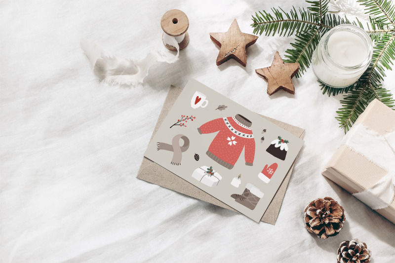 bright-christmas-illustrations-cards-patterns