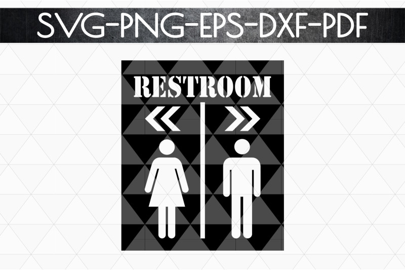 restroom-sign-papercut-template-toilet-decor-svg-pdf-dxf